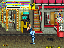 Thumb image for Burning Fight (set 1) mame emulator game