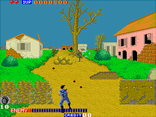 Thumb image for Cabal (World, Joystick version) mame emulator game