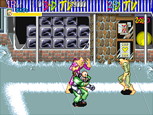 Thumb image for Captain Commando (bootleg) mame emulator game