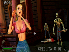 Thumb image for CarnEvil (v1.0.3) mame emulator game