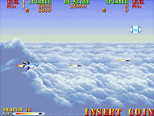 Thumb image for Carrier Air Wing (World 901012) mame emulator game