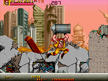 Thumb image for Crude Buster (Japan) mame emulator game