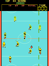 Thumb image for Fighting Ice Hockey (Cassette) mame emulator game