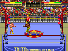 Thumb image for Champion Wrestler (US) mame emulator game