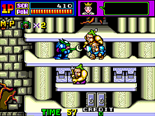 Thumb image for China Gate (US) mame emulator game