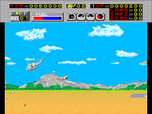 Thumb image for Choplifter (unprotected) mame emulator game