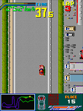 Thumb image for Chequered Flag mame emulator game