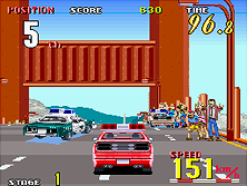 Thumb image for Cisco Heat mame emulator game