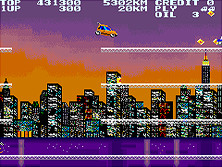 Thumb image for City Connection (set 1) mame emulator game
