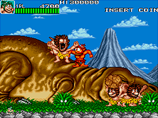Thumb image for Caveman Ninja (World ver 4) mame emulator game