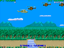 Thumb image for Cobra-Command (World revision 5) mame emulator game