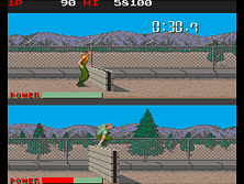 Thumb image for Combat School (Japan trackball) mame emulator game