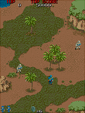 Thumb image for Commando (World) mame emulator game