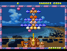 Thumb image for Cookie & Bibi 2 mame emulator game