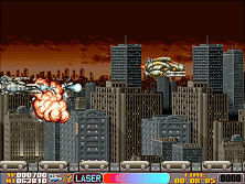 Thumb image for Gallop - Armed police Unit (Japan) mame emulator game