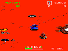 Thumb image for Crater Raider mame emulator game