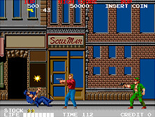 Thumb image for Crime City (World) mame emulator game
