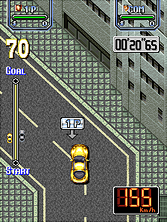 Thumb image for Lethal Crash Race (set 1) mame emulator game