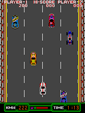 Thumb image for Crazy Rally (Gecas license) mame emulator game