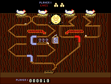 Thumb image for Chicken Shift mame emulator game