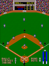 Thumb image for Curve Ball mame emulator game