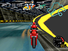 Thumb image for Cyber Cycles (Rev. CB2 Ver.C) mame emulator game
