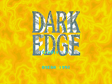 Thumb image for Dark Edge (Japan) mame emulator game