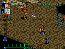 Thumb image for Dark Seal (World revision 1) mame emulator game