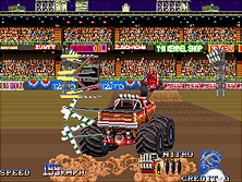 Thumb image for Double Axle (US) mame emulator game