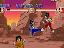 Thumb image for Dragonball Z mame emulator game