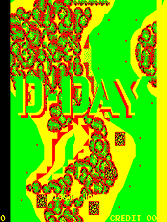 Thumb image for D-Day (Jaleco set 1) mame emulator game