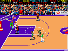 Thumb image for Double Dribble mame emulator game