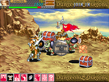 Thumb image for Dungeons & Dragons: Shadow over Mystara (Asia 960619) mame emulator game