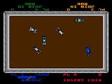 Thumb image for Demolition Derby mame emulator game