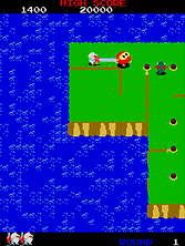 Thumb image for Dig Dug II (Old Ver.) mame emulator game