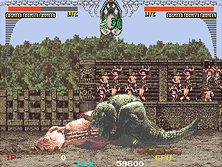 Thumb image for Dino Rex (US) mame emulator game