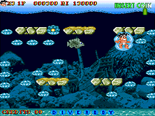 Thumb image for Diver Boy mame emulator game
