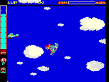 Thumb image for Dog-Fight (Japan) mame emulator game