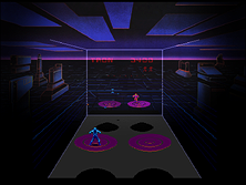 Thumb image for Discs of Tron (Environmental) mame emulator game