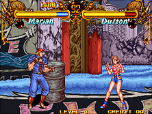 Thumb image for Double Dragon (Neo-Geo) mame emulator game