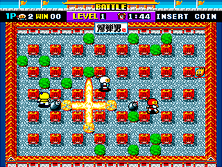 Thumb image for Bomber Man (Japan) mame emulator game