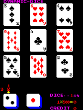 Thumb image for Dynamic Dice mame emulator game