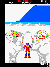 Thumb image for Dynamic Ski mame emulator game