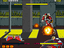Thumb image for Dynamite Duke (Japan) mame emulator game