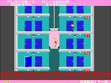 Thumb image for Elevator Action mame emulator game