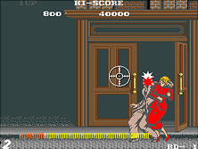 Thumb image for Street Fight (Germany) mame emulator game