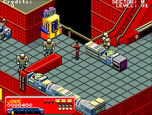 Thumb image for Escape from the Planet of the Robot Monsters (set 1) mame emulator game
