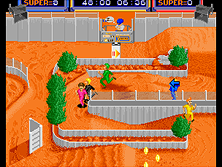 Thumb image for Escape Kids (Asia, 4 Players) mame emulator game