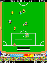 Thumb image for Exciting Soccer II mame emulator game