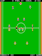 Thumb image for Exciting Soccer mame emulator game